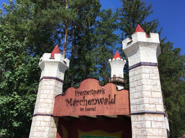 Schlafraubtiere_Märchenwald_Wolfratshausen_Eingang